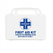 First Aid Kit, Nova Scotia Level 1, Plastic