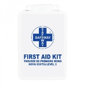 First Aid Kit, Nova Scotia Level 2, Metal