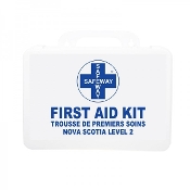 First Aid Kit, Nova Scotia Level 2, Plastic