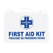 First Aid Kit, Manitoba, Metal