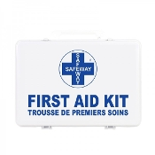 First Aid Kit, Manitoba, Plastic