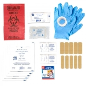 First Aid Kit, Manitoba, Personal Refill