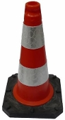 Traffic Cone, Bigfoot 50 cm