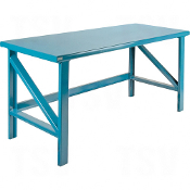 Extra Heavy-Duty Workbenches - All-Welded Benches