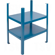 2 Shelf Pedestal