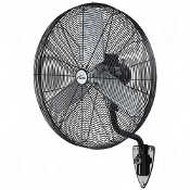 Heavy-Duty Oscillating Wall Fan