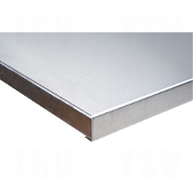 304 Stainless Steel Wood-Filled Workbench Tops