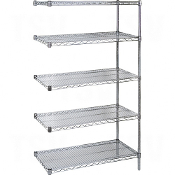 Chromate Wire Shelving