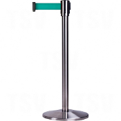 Free-Standing Crowd Control Barrier