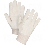 Cotton Canvas Gloves