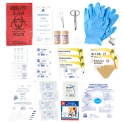 First Aid Kit, Alberta Level 2, Refill (Unitized)