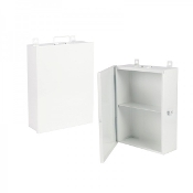 First Aid Kit, Metal Cabinet, #2 Vertical
