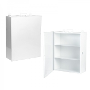 First Aid Kit, Metal Cabinet, #6