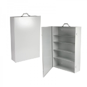 First Aid Kit, Metal Cabinet, #7