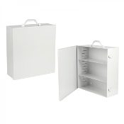 First Aid Kit, Metal Cabinet, #9