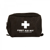 First Aid Kit, Nylon Bag with Belt Loop