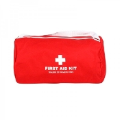 First Aid Kit, Nylon Cylindrical Bag, X-Large