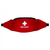 First Aid Kit, Nylon Fanny Pack
