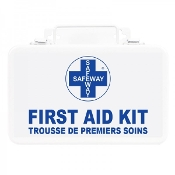 First Aid Kit, Prince Edward Island Level 1, Metal
