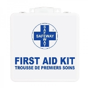 First Aid Kit, Prince Edward Island Level 3, Metal