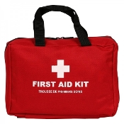 First Aid Kit, Prince Edward Island Level 3, Nylon