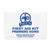 First Aid Kit, Promotional Vinyl Wallet