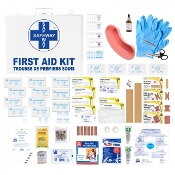 First Aid Kit, Ontario WSIB Level 2, Deluxe Metal