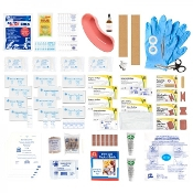 First Aid Kit, Ontario WSIB Level 2, Deluxe Refill
