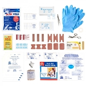 First Aid Kit, Ontario WSIB Level A, Deluxe Refill