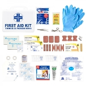 First Aid Kit, Ontario WSIB Section 16 (1,2,6), Deluxe Plastic