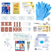 First Aid Kit, Ontario WSIB Section 16 (1,2,6), Deluxe Refill