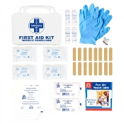 First Aid Kit, Ontario WSIB Section 16 (1,2,6), Plastic