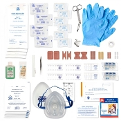 First Aid Kit, British Columbia Level 1, Refill