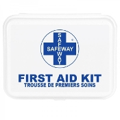 First Aid Kit, British Columbia Personal, Plastic