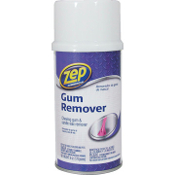 "Cleaner, Gum Remover, Zep, ""FREEZE"""