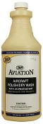 "Cleaner, Zep Aviation, ""Aircraft Polish/Dry Wash"""