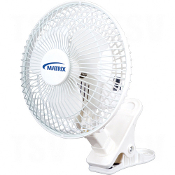 "6"" Clip-On & Desk Fans"