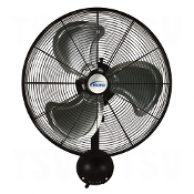 High-Velocity Oscillating Wall Fan