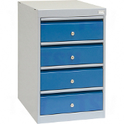 4-Drawer Cabinets