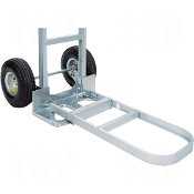 Aluminum Hand Truck Nose Extension
