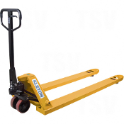 6' Long Fork Hydraulic Pallet Trucks