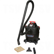 Industrial Wet/Dry Poly Vacuum