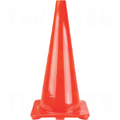 One-Piece Traffic Cones
