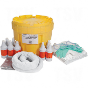 20-Gallon Caustic Spill Kits