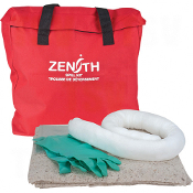 10-Gallon Eco-Friendly Spill Kits - Oil Only