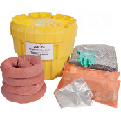 20-Gallon Eco Friendly Spill Kits - Universal