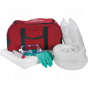 10-Gallon Vehicle Spill Kits - Oil Only