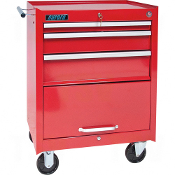 ATB200 Tool Boxes - Tool Cart (Red)