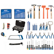 112-Piece Intermediate Tool Set with Steel Chest
