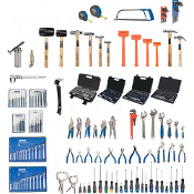 238-Piece Master Tool Set with Steel Chest and Cart